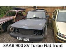 Saab 900 8V 1985 Turbo Breaking Dimantling Spares Gearbox Wing Bonnet 226