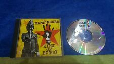 Mano negra King of bongo Virgin press 1991 made in France usato cd