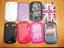 BLACKBERRY BOLD 9900 silicone gel case