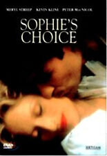 Sophie's Choice (1982) / Alan J. Pakula, Meryl Streep, DVD, NEW