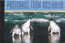 Australia 2006 Postcards From Australia Penguins Prestige Booklet PB107