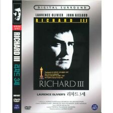 Richard III (1956) DVD - Laurence Olivier (New & Sealed)