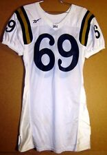 UCLA BRUINS CHAD OVERHAUSER COLLEGE FOOTBALL JERSEY