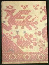 BOOK Russian Folk Art ethnic costume lace pottery architecture lacquerware eggs