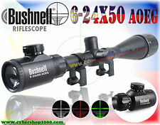 Bushnell Scope 6-24x50 illuminated Cross Hair Long Range