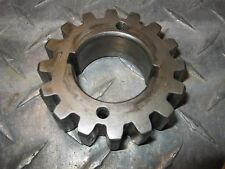 Caterpillar Cat D2 D4 Pony Motor Engine Crank Crankshaft Gear # 4B840