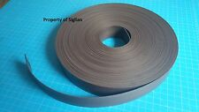 "60 Mil Plain Magnetic Roll - 1.5"" wide x 100' magnet strip on a roll + ""BONUS"""