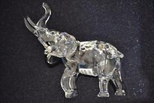 Swarovski Mother Elephant, African wild animal Crystal NIB COA 678945 7610008