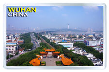 WUHAN CHINA FRIDGE MAGNET SOUVENIR IMAN NEVERA