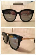 New Authentic Gentle Monster Sunglasses ABSENTE 01(2M) Gold