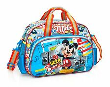 Disney Mickey Mouse Sports Travel Gym Weekend Bag OFFICIAL Sleepover School Bag