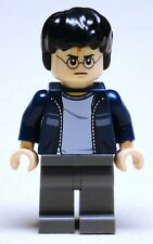x1 NEW Lego Harry Potter Minifig 2 FACED one mad one happy