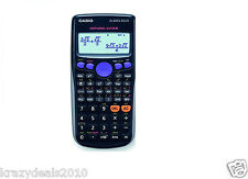 Casio FX-82 ES PLUS BK Scientific Calculator Fx 82ES - New & Sealed In Box