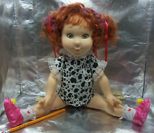 "FABULOUS FANCY NANCY 18"" Vinyl Doll Jakks Pacific 2008 & The Posh Puppy"