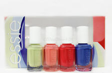 ESSIE Nail Lacquer - Mini SUMMER 2015 Collection - 4 colors x .16oz- 22666