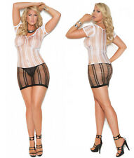 Plus Size Lingerie XL-2X-3X Sexy Clothes intimate Lenceria Crossdresser Dress