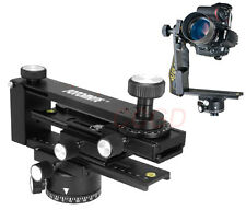360°Panoramic Tripod Ball Head Gimbal Bracket Kit For Canon free tracking number