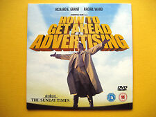 HOW TO GET AHEAD IN ADVERTISING, A THE SUNDAY TIMES NEWSPAPER PROMOTION (1 DVD)