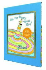 OH, THE PLACES YOU'LL GO, 1st Deluxe Box Edition: Dr. Seuss HC UnRead NEW