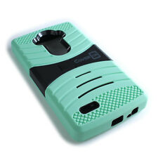 CoverON® for LG G4 (2015) Case - Hybrid Kickstand Hard Phone Cover - Teal
