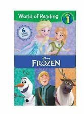 World of Reading: World of Reading Frozen Boxed Set : Level 1 by Disney Book...
