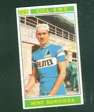 Figurina Campioni dello Sport Panini 1967-68 n.225! Bariviera Nuova da Bustina!