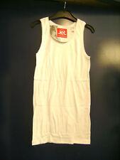 Chemise de corps sans manches JET blanc T 2 ou 42-44 neuve emballée