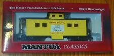 Mantua #726503 UP Safety ( 36' Steel Caboose ) Union Pacific RTR ( Rd #25515 )