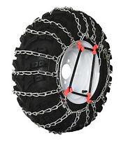 Grizzlar GTU-256 Tire Chains 18x8.50-10 18x8.50-8 18x9.50-8 18x8.50-10 19x9.50-8