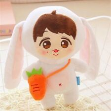 "KPOP Korean Group EXO-M Issing Rabbit LAY 9"" Plush Toy Doll Fans Club Collection"