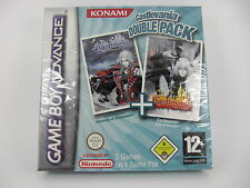 GBA CASTLEVANIA ARIA OF SORROW + HARMONY OF DISSONANCE - NEW - 00769 Double Pack