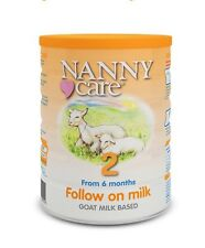 NANNY Care Goat Follow On Milk Stage 2 900g FAST SHIPPING 03/24/2019 US SELLER