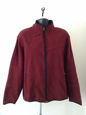 Timberland Men Sweater Full Zip Size XLarge  Camping Sweater Red Color SXS
