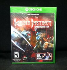 Killer Instinct: Combo Breaker Pack ( Bonus Fighter Included ) (Xbox One, 2014)