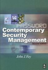 Contemporary Security Management, Second Edition-ExLibrary