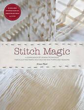 STITCH MAGIC by Alison J Reid : WH1-R2C : PBL115 : NEW BOOK