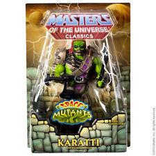 Masters Of The Universe Classics-Karatti-Nuevo en la acción