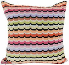 MISSONI HOME VELOUR COTTON PILLOW BAG SPA - FODERA COTONE CINIGLIA OMAR  156