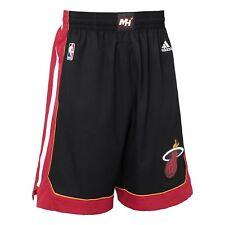 d2cfdc0866a8 adidas International Swingman Shorts A40767 Mens Basketball NBA Miami Heat  UK M