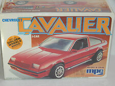 MPC Chevrolet Cavalier J-Car Model Kit