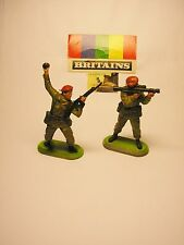 soldatini Toy Soldiers Britains Super Deetail 1979 Red Berrets scala 1:32
