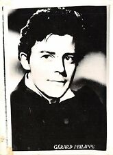 B58959 Gerard Philippe Actors acteurs 12x8cm   movie star