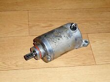 YAMAHA YZF R3 300 ABS OEM 12v ELECTRIC STARTER MOTOR *LOW MILEAGE* 2015-2016