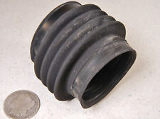 84 HONDA TRX200 DRIVE SHAFT DRIVELINE RUBBER BOOT COVER