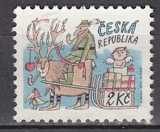 CZECH REPUBLIK 1993 **MNH SC# 2907 Christmas Stamp