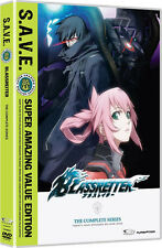 Blassreiter . The Complete Series . All 24 Episodes . Anime . 4 DVD . NEU . OVP