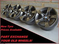 "1709 Genuine 17"" BMW 339 3 Series F30 E90, 1 Series F20, 2 4 Series Alloy Wheels"
