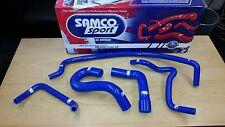 SAMCO COOLANT HOSE SET IN BLUE ESCORT RS 2000 MK2 INSTOCK