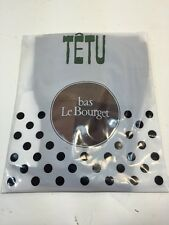 Bas Sans Couture LE BOURGET TÊTU nuance Noisette Taille 1  /nos/vintage/sexy