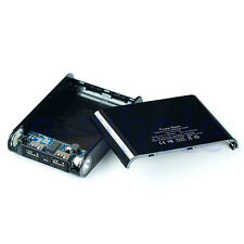 Dual USB 5V 1A 2.1A Mobile Power Bank 18650 Battery Charger PCB Shell DIY GL